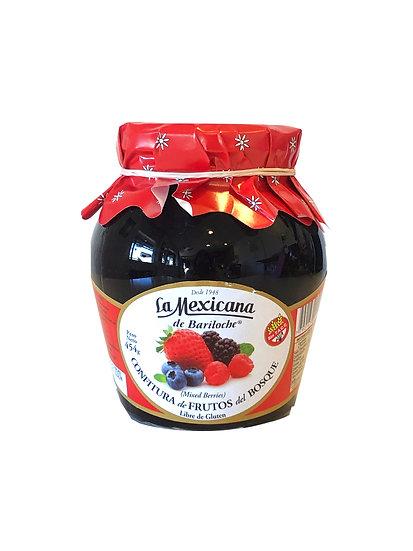 Dulce de Frutos Del Bosque La Mexicana x 454g