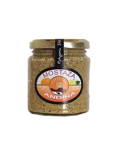 Mostaza Andina Ingrediente Sur x 200 g