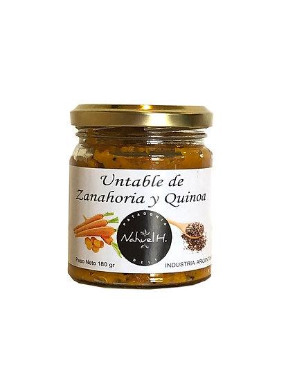 Untable de Zanahoria y Quinoa Ingrediente Sur x 200 g