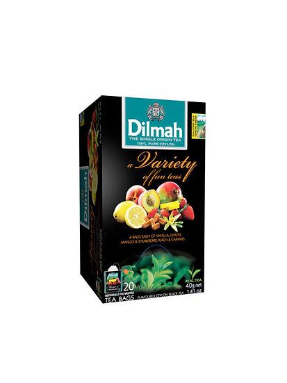 Té Negro Dilmah Variety Frutal