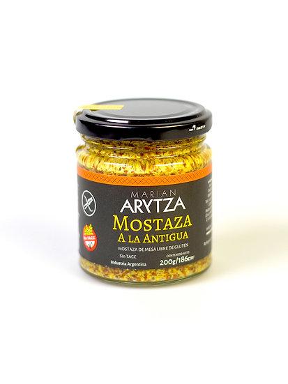 Mostaza Antigua Arytza x 200g