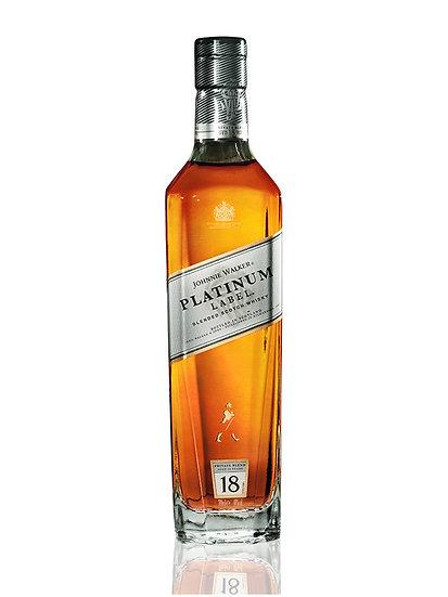 Whisky Johnnie Walker Platinium