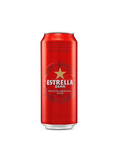 Cerveza Estrella de Galicia Damm