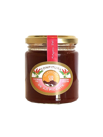 Confitura de Ají Picante Ingrediente Sur x 200 g