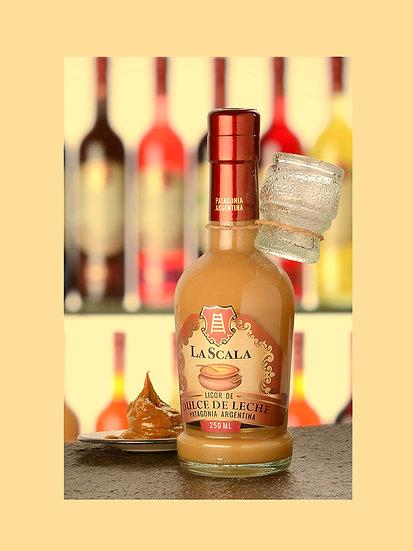 Licor de Dulce de Leche - La Scala x 250 ml
