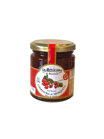 Dulce de Rosa Mosqueta La Mexicana x 250 g