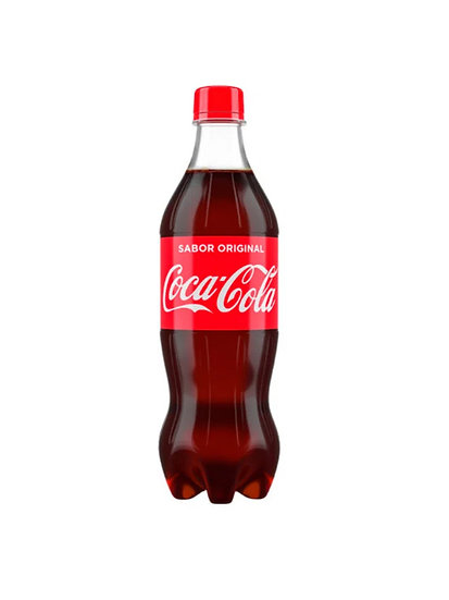Coca Cola Pet por 500cc
