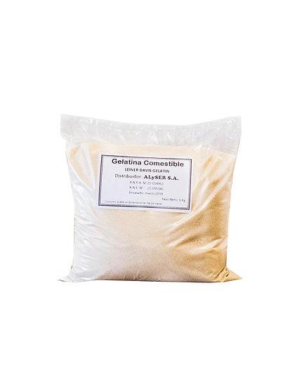 Gelatina sin Sabor x 1 kg
