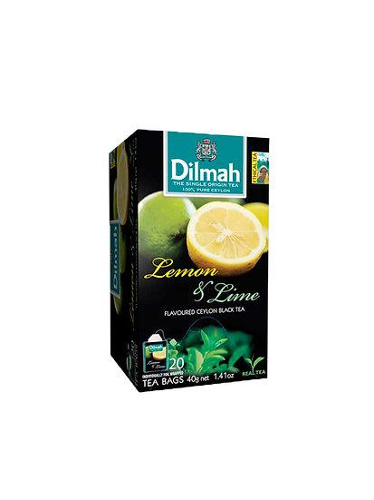 Té Negro Dilmah Lemon & Lime