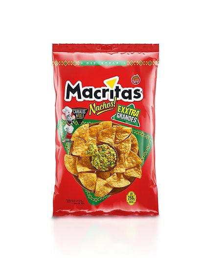 Nachos Mexicanos XL x 250 g