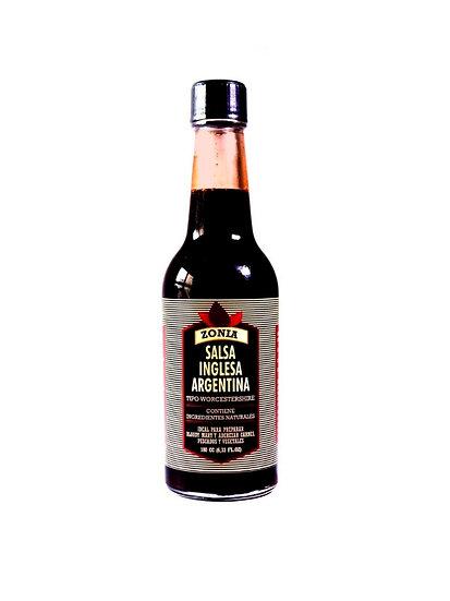 Salsa Inglesa Zonia x 180 ml