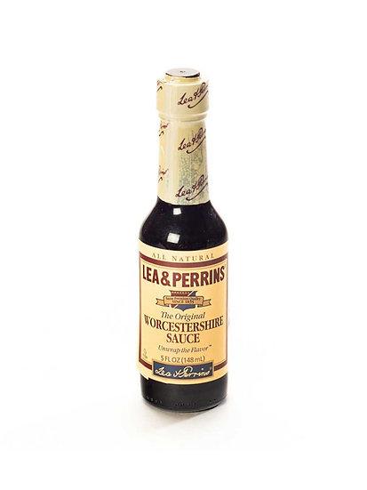 Salsa Inglesa Lea & Perrins x 148 ml