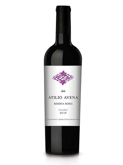 Atilio Avena Reserva Malbec