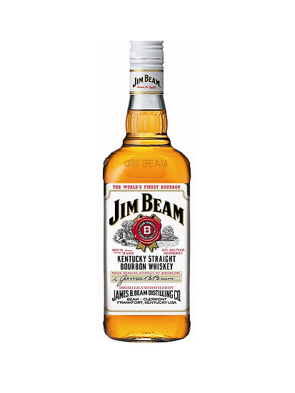 Bourbon Jim Beam White