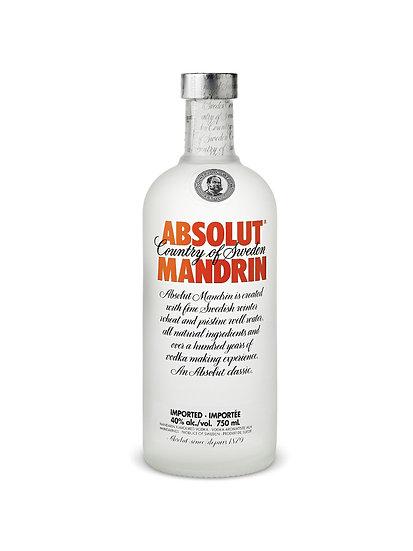 Absolut Vodka mandarin