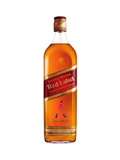 Whisky Johnnie Walker Red Label x 1000 cc