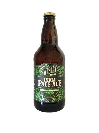 Cerveza Artesanal India Pale Ale Wesley x 500 cc