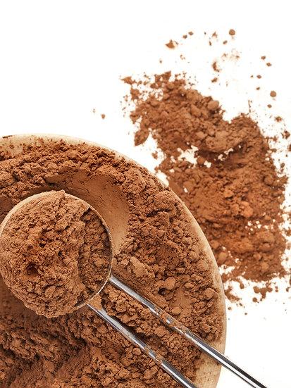 Cacao Amargo en polvo 0% x 1 kg