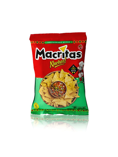 Nachos Mexicanos x 90 g Macritos