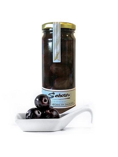 Aceitunas Negras Sabores x 320 g