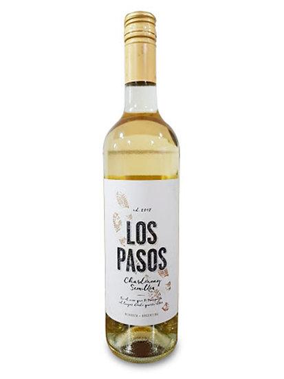 Los Pasos Chardonnay/Semillón, Bodega Séptima