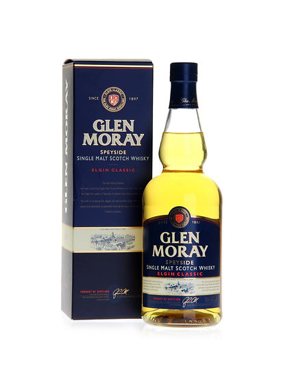 Whisky Glen Moray Elgin Classic x 750 cc