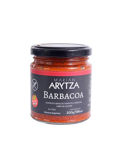 Salsa Barbacoa Arytza x 200 g