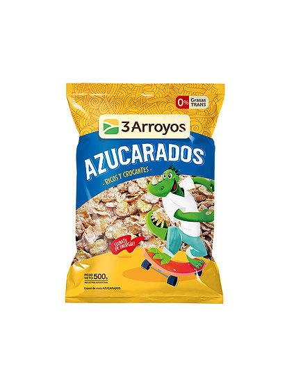 Cereales Copos de Maíz Azucarados, 3 Arroyos x 500 g