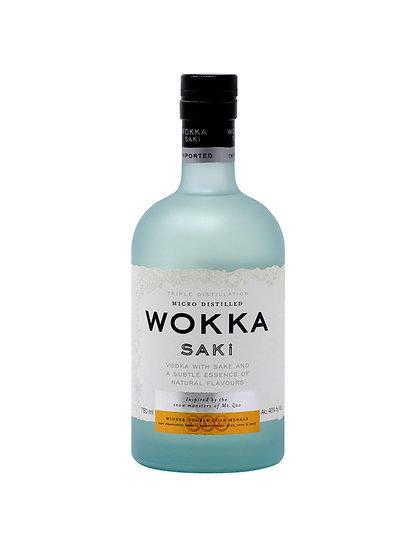 Vodka Fusión Woka Saki x 750 cc