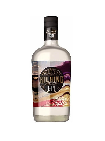 Gin Hilbing Malbec x 750 cc