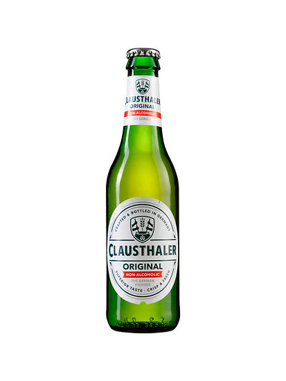 Cerveza Clausthaler Sin Alcohol