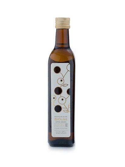 Aceite de Oliva Biolive Orgánico x 500 ml