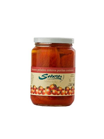 Tomates Perita Pelados Enteros Sabores x 340 g