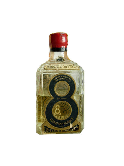 Licor de Anis 8 hermanos