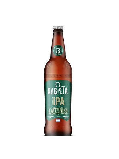 Cerveza Rabieta American Ipa