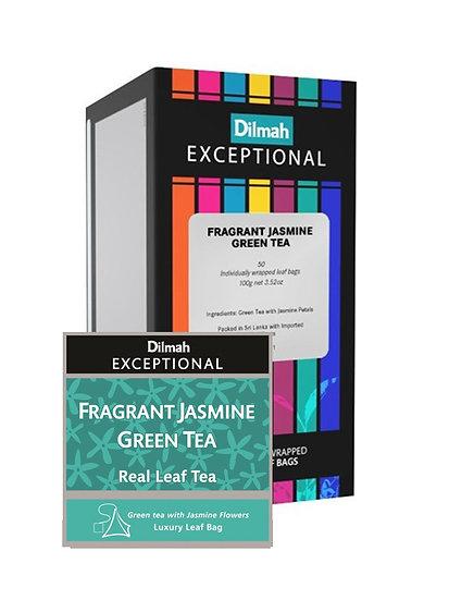 Té Dilmah Exceptional Fragant Jasmine Green