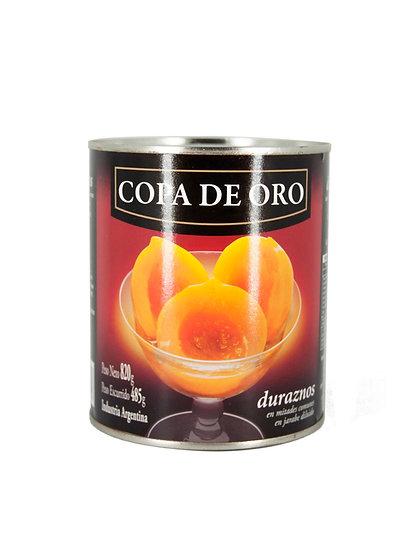 Peras en Mitad Copa deOro x 800 g