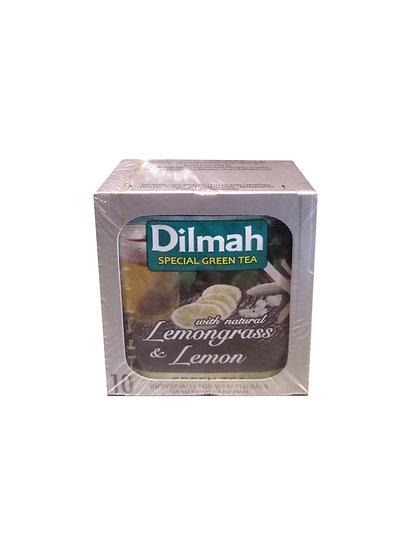 Té Verde Dilmah Lemongrass & Lemon