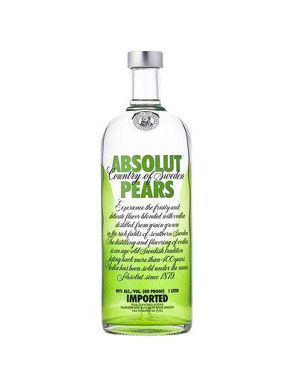 Absolut Vodka Pears