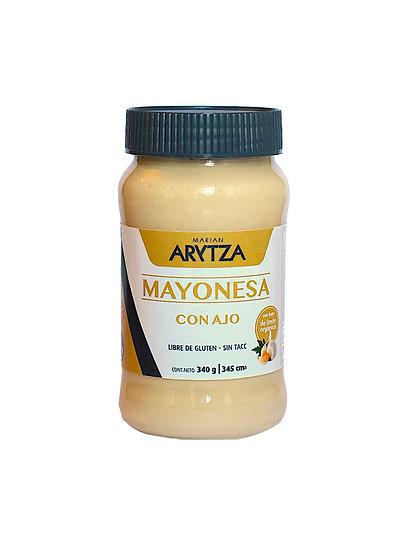 Mayonesa Con Ajo Arytza x 340 g