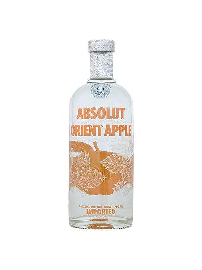 Absolut Vodka Orient Apple