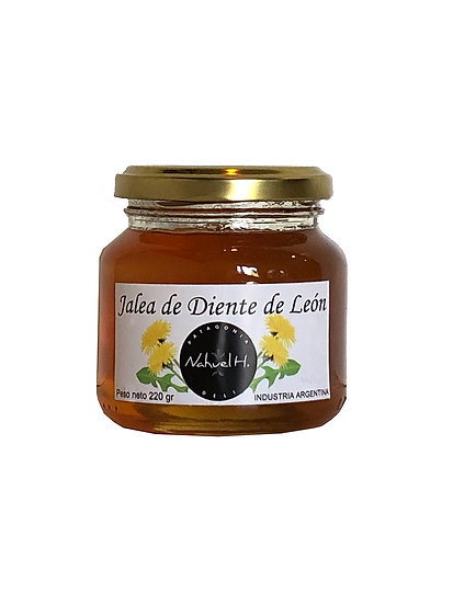 Jalea de Diente de León Ingrediente Sur x 220 g