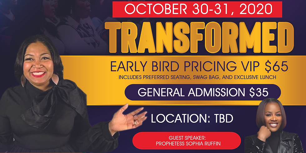 Jewels Women's Conference 2020: Transformed