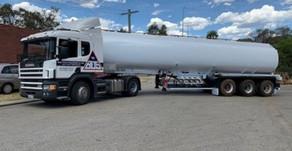 Petroleum Tanker Servicing!