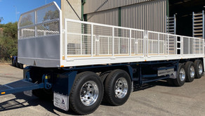 WA BOS Welcomes Gossage Transport