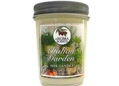 Italian Garden Soy Candle