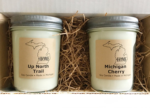 Made in Michigan Candles