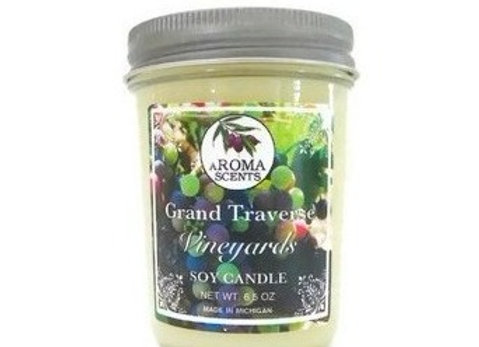 Traverse City Soy Candles Handcrafted in Michigan