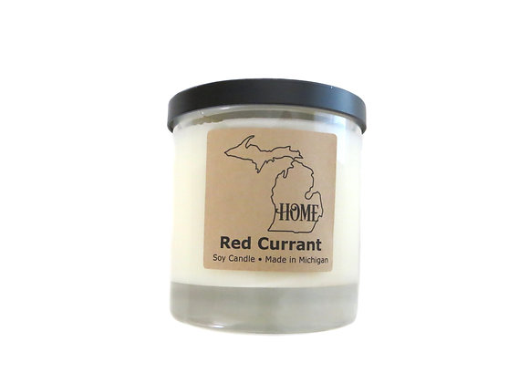Red Currant Soy Candle | Michigan Made Candles