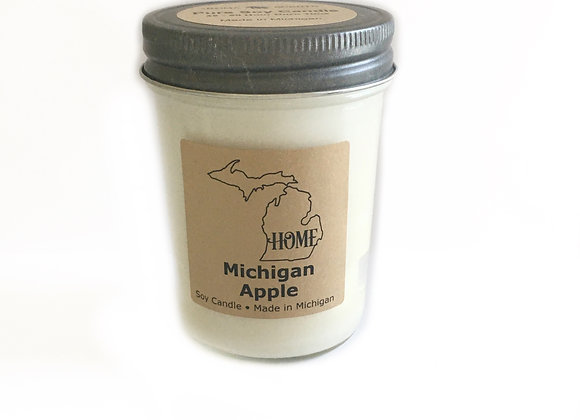 Fall Scented Candles from Michigan